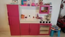 Kit cozinha infantil em mdf