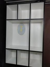 Nicho/armario para salão