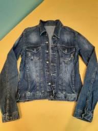 Jaqueta Jeans Wallery