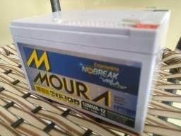 Bateria Moura 12v 12ah Nova com Garantia