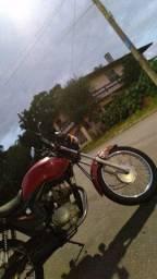 Vendo moto fan 150. 2013.partida eletrica