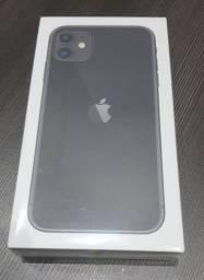 Vendo IPhone 11 64gb Preto LACRADO
