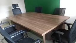 mesa reunião