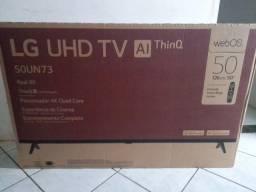 LG UHD TV AI ThinQ