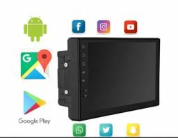 central multimidia android GPS wifi bluettoh