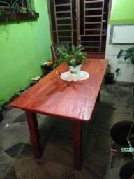 Mesas estilo colonial .