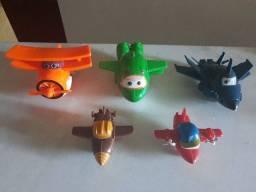 Kit  com 5 super wings