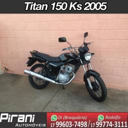 Titan 150 KS