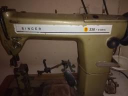 Máquina de pesponto Singe   238-D 300A