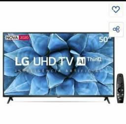 Tv LG 50? 4k