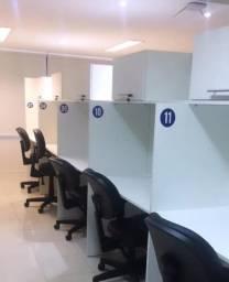 Equipamentos para escritório /sala de estudo