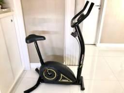 Bicicleta Ergométrica Tração Magnético Polimet Nitro 4300 Até 100Kg - Seminova