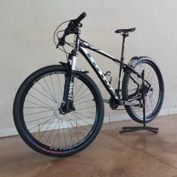 Bicicleta Bike Lotus Hawk Aro 29 Deore 2x10 com Suspensão a Ar