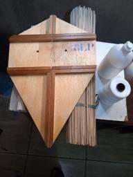 Kit pra fábrica pipa