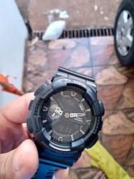 Relógio g shock original modelo ga 110 .