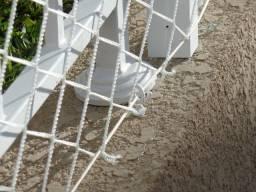 Redinha de proteção janela sacada piscina orçamento grátis promoção janelas