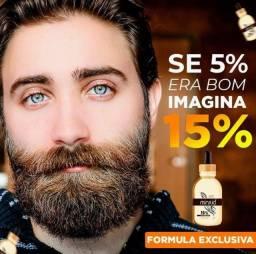 Quer ter aquela barba volumosa e sem falhas ? Temos a solução.