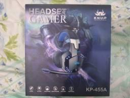 Headset Gamer KP 455A