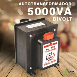 Transformador  de 3 e 5.000va