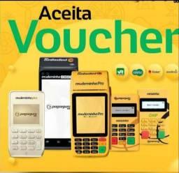TROCO OFERTAS Maquininha de Cartão de Crédito