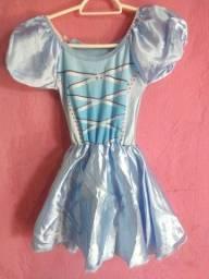 Vestidos e Fantasias Menina