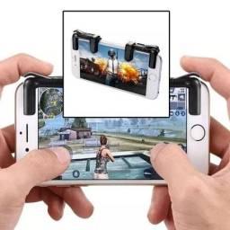 Gatilho Free Fire Botões R1 L1  para jogos no celular