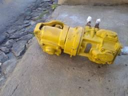 Redutor avanço pneumático de vagondril
