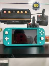 Nintendo Switch Lite - Semi Novo Aceitamos Cartões em até 12x