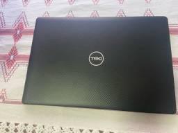 Vendo notebook Dell novinho, na garantia e com nota fiscal