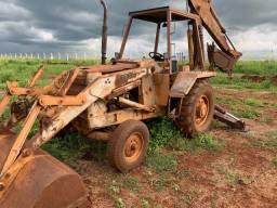 Vendo Retro escavadeira 580h