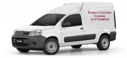 Fretes, Carretos, Transportes e Disponível Para Agregar
