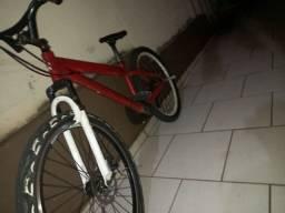 Vendo ou troco bike canadian aro 26