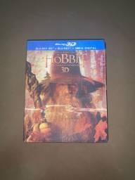 DVD Blu-ray 3D O Hobbit: Uma Jornada Inesperada