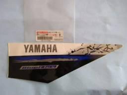 Adesivo Original Yamaha Xtz 150 Crosser 2015 Branca Esquerda