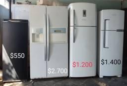 Temos geladeiras Frost Free Funcionando normal