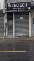 Alugo Ponto Comercial com banheiro Feira X Rua B.