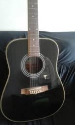 Craviola (Violão 12 cordas) Eagle CH 888 E12 com captação da Yamaha