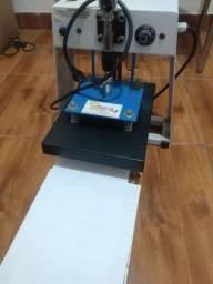Máquina para estampar - sublimação SUPER CONSERVADA e funcionando perfeitamente!!!!