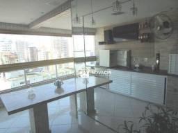 Apartamento com 3 dormitórios à venda Campo da Aviação - Praia Grande/SP