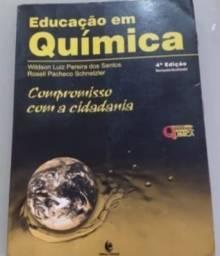 Livro: Educação em química - Wildson Santos