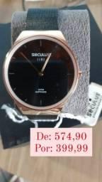 Relógio de pulso feminino Seculus