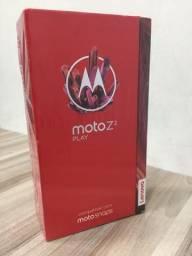 Moto Z2 play 64GB Dourado lacrado