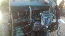Motor Mercedes Benz 1113 OM 352