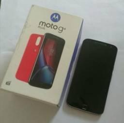 Moto g 4 nova na caixa