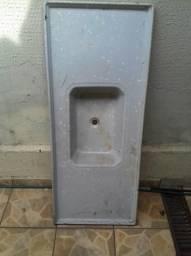 Pia de cozinha (nova) porta (usada)