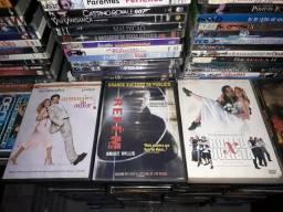 Lote de DVDs originais