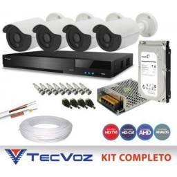 CFTV- Cameras de Segurança
