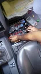 Reparos e intalação em carros
