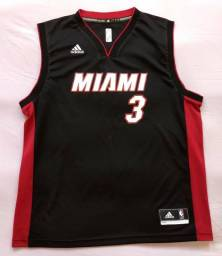 Regata NBA Adidas Miami Heat - GG