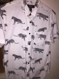 Camisa Forever 21